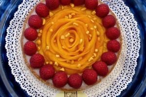 Tartaleta de Mango i Gerds